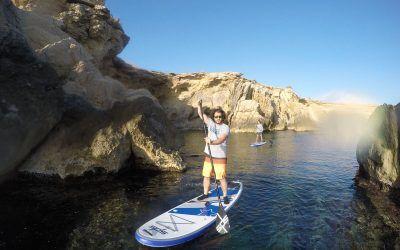 Summer arrives on Ibiza