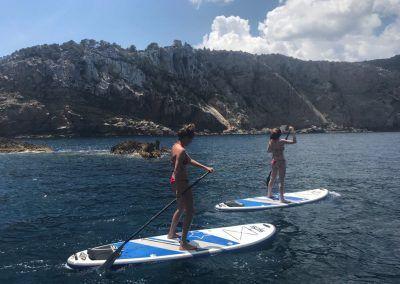 alquiler paddle surf en ibiza